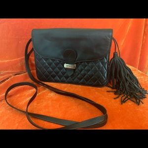 Vintage YSL quilted Leather 💋